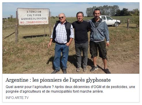 ArgentineGlyphosate